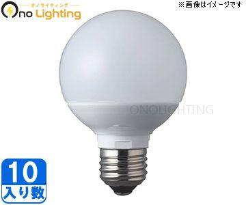 【パナソニック】(10個セット)LDG6L-G70W [ LDG6LG70W ]LED ボール電球タイプ(E26口金)60ワット相当 電球色相当【返品種別B】