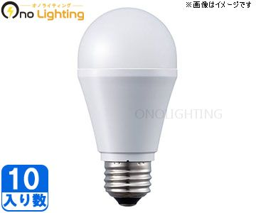 【法人限定】【パナソニック】(10個セット)LDA7LGEWLED 一般電球タイプ(E26口金)40ワット相当 電球色相当【返品種別B】