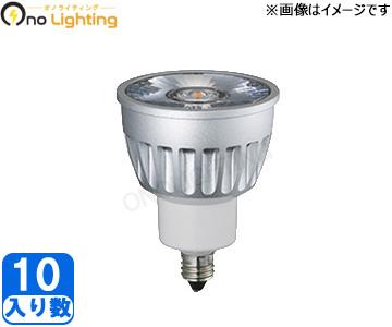 【ウシオライティング】(10個セット)LDR6L-M-E11/D/30/5/20-HC[ LDR6LME11D30520HC ]LED電球 ダイクロハロゲン形 insideインサイド 電球色(3000K) 中角配光 E11調光 Vivid【返品種別B】