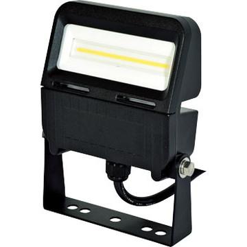 商品 法人限定 \11 人気ブランド 000 税込 以上で送料無料 LJSF20DBK50K 日動工業 常設用LEDフラットライト LJS-F20D-BK-50K