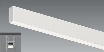 【法人限定】ERK9993W【遠藤】調光 調色 間接照明 電源内蔵リニア32本体のみ 40W直付・吊下兼用【返品種別B】