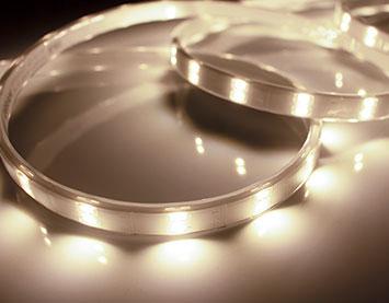【法人限定】TRP-924-35-8 [ TRP924358 ]【テス・ライティング】防水型テープライト 温白色 電源別売屋外対応 7935mm【返品種別B】
