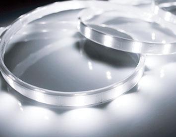 TRP-924-65-7 [ TRP924657 ]【テス・ライティング】防水型テープライト 昼光色 電源別売屋外対応 6945mm【返品種別B】