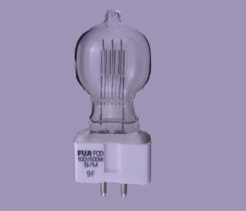 【富士】FCD 100V 500WB/M [ FCD100V500WBM ]ハロゲン スタジオ用 富士電球【返品種別B】