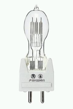 【丸茂】(10個セット)JP 100V1000W B/G[JP100V1000WBG]ハロゲン電球【返品種別B】