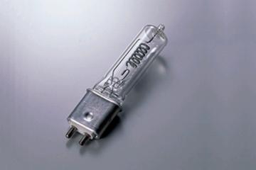 【ウシオライティング】(10個セット)JCV100V1000WCMF ハロゲンランプ標準タイプ ピンタイプ G9.5口金 フロスト【返品種別B】