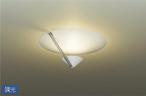 【大光】DCL-40669 Y [ DCL40669Y ]シーリングライト 電球色 調光LED交換不可 DAIKO【返品種別B】