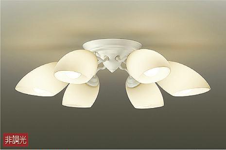 【大光】DCH-38795 Y [ DCH38795Y ]シャンデリア ~10畳 電球色非調光 ランプ付 LED交換可能 DAIKO【返品種別B】