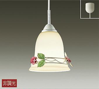 【大光】DPN-39485 ランプ付 Y [ DPN39485Y Y ]ペンダントライト 非調光 電球色 DAIKO【返品種別B】 ランプ付 引掛シーリング取付式 LED交換可能 DAIKO【返品種別B】, R&K リサイクルキング:8647278e --- thomas-cortesi.com