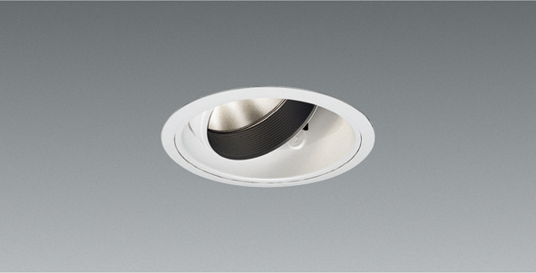 ERD5949W [ ERD5949W ]【遠藤照明】DUAL ユニバーサルDL D300 3000K 超広角電源ユニット別売【返品種別B】