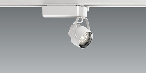 ERS6215W【遠藤照明】LEDスポットライト 電球色 900TYPE狭角配光 非調光 LEDZ Rs【返品種別B】