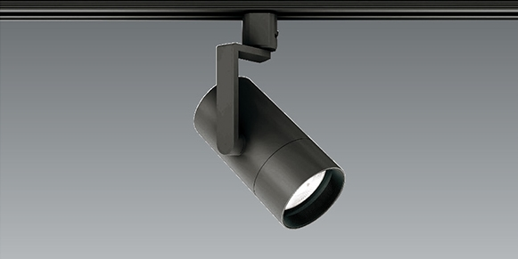 ERS4803BB【遠藤照明】LEDスポットライト アパレルホワイトe1400TYPE 広角配光 調光・非調光兼用LEDZ ARCHI グレアレス ショートフード【返品種別B】