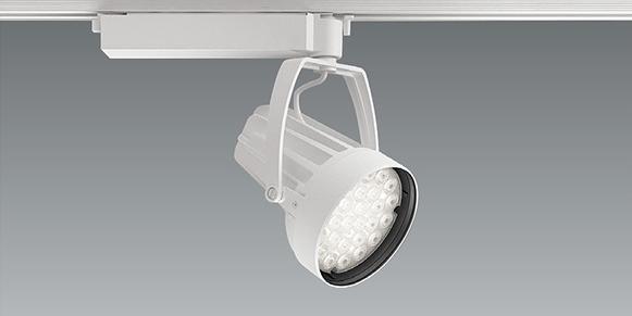 ERS6116W【遠藤照明】LEDスポットライト 電球色 6500TYPE広角配光 非調光 LEDZ Rs【返品種別B】