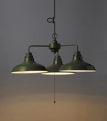 【法人限定】GLF-3330 [ GLF3330 ]【後藤照明】ベネチア(アルミ配照・3灯用CP型GR)【返品種別B】