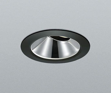 【コイズミ照明】XD 47823 L [ XD47823L ]LED ユニバーサルダウンライト cledy micro シリーズブラック 電球色 2700K【返品種別B】