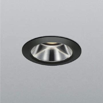 XD47830L【コイズミ照明】LEDダウンライト枠:アルミダイカスト・ブラック塗装コーン:プラスチック・銀色鏡面【返品種別B】
