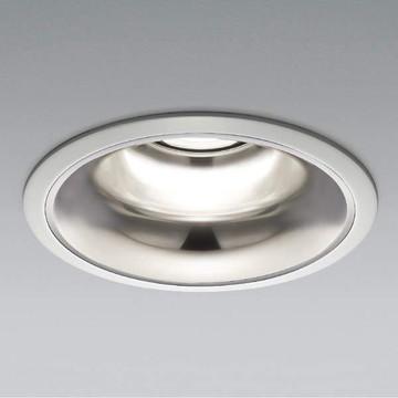 XD91313L【コイズミ照明】LEDダウンライト枠:アルミダイカスト・ファインホワイト塗装パネル:アクリル・透明消しコーン:アルミ・銀色鏡面【返品種別B】