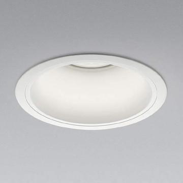 XD91316L【コイズミ照明】LEDダウンライト枠:アルミダイカスト・ファインホワイト塗装パネル:アクリル・透明消しコーン:アルミ・ファインホワイト塗装【返品種別B】