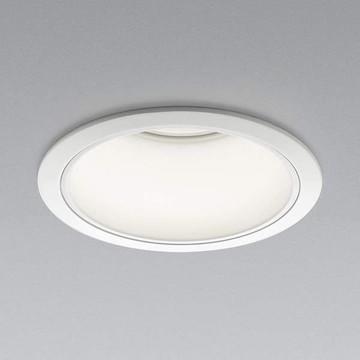 【法人限定】XD91338L【コイズミ照明】LEDダウンライト枠:アルミダイカスト・ファインホワイト塗装パネル:アクリル・透明消しコーン:アルミ・ファインホワイト塗装【返品種別B】