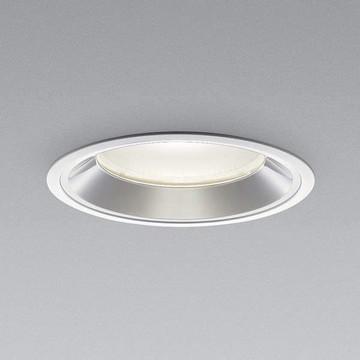 XD91392L【コイズミ照明】LEDダウンライト枠:アルミダイカスト・ファインホワイト塗装パネル:アクリル・乳白色コーン:アルミ・銀色鏡面【返品種別B】