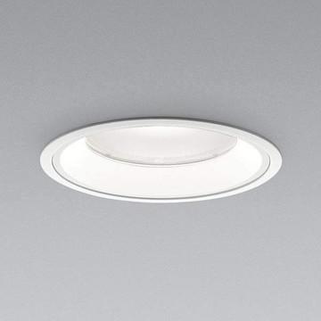 XD91419L【コイズミ照明】LEDダウンライト枠:アルミダイカスト・ファインホワイト塗装パネル:アクリル・乳白色コーン:アルミ・ファインホワイト塗装【返品種別B】