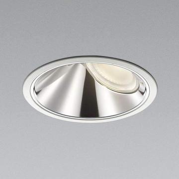 XD91439L【コイズミ照明】LEDダウンライト枠:アルミダイカスト・ファインホワイト塗装パネル:アクリル・乳白色コーン:アルミ・銀色鏡面【返品種別B】