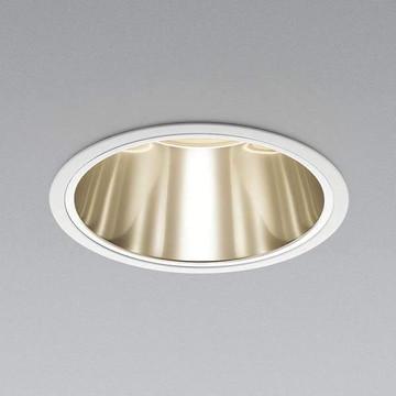 XD91456L【コイズミ照明】LEDダウンライト枠:アルミダイカスト・ファインホワイト塗装パネル:アクリル・乳白色コーン:アルミ・銀色鏡面【返品種別B】