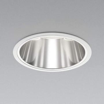 XD91457L【コイズミ照明】LEDダウンライト枠:アルミダイカスト・ファインホワイト塗装パネル:アクリル・乳白色コーン:アルミ・銀色鏡面【返品種別B】