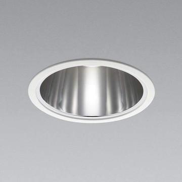 XD91481L【コイズミ照明】LEDダウンライト枠:アルミダイカスト・ファインホワイト塗装パネル:アクリル・乳白色コーン:アルミ・銀色鏡面【返品種別B】