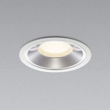 XD91504L【コイズミ照明】LEDダウンライト枠:アルミダイカスト・ファインホワイト塗装パネル:アクリル・乳白色コーン:アルミ・銀色鏡面【返品種別B】