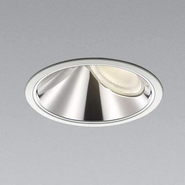 XD91534L【コイズミ照明】LEDダウンライト枠:アルミダイカスト・ファインホワイト塗装パネル:アクリル・乳白色コーン:アルミ・銀色鏡面【返品種別B】
