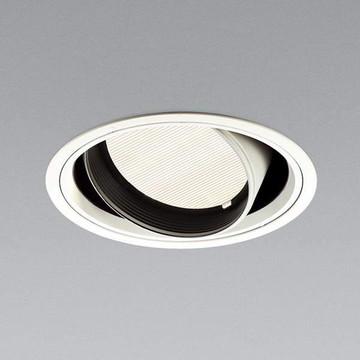 XD91613L【コイズミ照明】LEDダウンライト枠:アルミダイカスト・ファインホワイト塗装パネル:ポリカーボネート・透明【返品種別B】