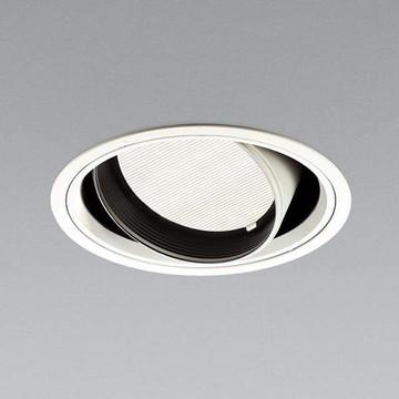 XD91614L【コイズミ照明】LEDダウンライト枠:アルミダイカスト・ファインホワイト塗装パネル:ポリカーボネート・透明【返品種別B】