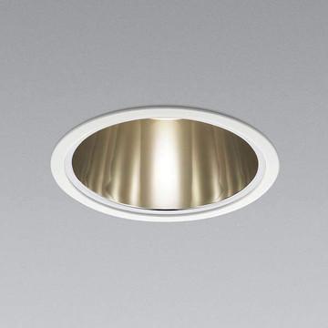 XD91651L【コイズミ照明】LEDダウンライト枠:アルミダイカスト・ファインホワイト塗装パネル:アクリル・乳白色コーン:アルミ・銀色鏡面【返品種別B】