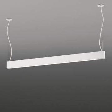 XP48137L【コイズミ照明】LEDペンダント本体:アルミ・ホワイト塗装パネル:アクリル・乳白色【返品種別B】