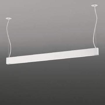 XP48138L【コイズミ照明】LEDペンダント本体:アルミ・ホワイト塗装パネル:アクリル・乳白色【返品種別B】