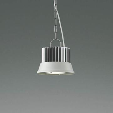 XP91448L【コイズミ照明】LEDペンダント本体:アルミフランジ:鋼・ファインホワイト塗装チェーン:鋼・メッキ【返品種別B】