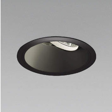 XD002003BW【コイズミ照明】LEDユニバーサル枠:アルミダイカスト・黒色塗装コーン:アルミダイカスト・黒色つや消し塗装【返品種別B】