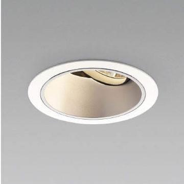 XD003001WA【コイズミ照明】LEDユニバーサル枠:アルミダイカスト・白色塗装コーン:アルミダイカスト・シルバー塗装【返品種別B】