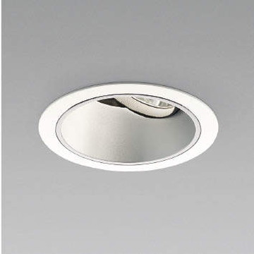 XD003001WW【コイズミ照明】LEDユニバーサル枠:アルミダイカスト・白色塗装コーン:アルミダイカスト・シルバー塗装【返品種別B】