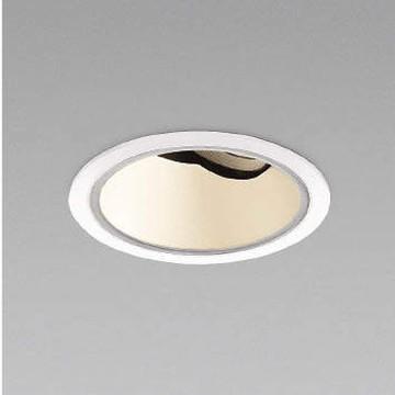 XD004005WM【コイズミ照明】LEDユニバーサル枠:アルミダイカスト・白色塗装コーン:アルミダイカスト・シルバー塗装【返品種別B】