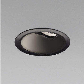 XD005005BW【コイズミ照明】LEDユニバーサル枠:アルミダイカスト・黒色塗装コーン:アルミダイカスト・黒色つや消し塗装【返品種別B】