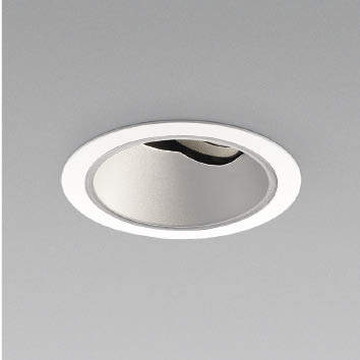 XD006005WW【コイズミ照明】LEDユニバーサル枠:アルミダイカスト・白色塗装コーン:アルミダイカスト・シルバー塗装【返品種別B】