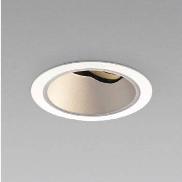 XD006007WL【コイズミ照明】LEDユニバーサル枠:アルミダイカスト・白色塗装コーン:アルミダイカスト・シルバー塗装【返品種別B】