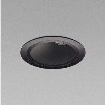 XD008009BW【コイズミ照明】LEDユニバーサル枠:アルミダイカスト・黒色塗装コーン:アルミダイカスト・黒色つや消し塗装【返品種別B】