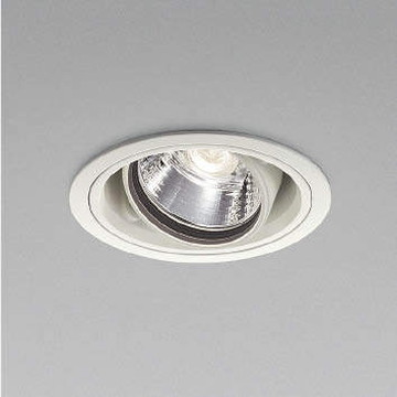 【法人限定】XD46249L【コイズミ照明】LEDユニバーサル枠:アルミダイカスト・ファインホワイト塗装本体:アルミダイカスト・ファインホワイト塗装【返品種別B】