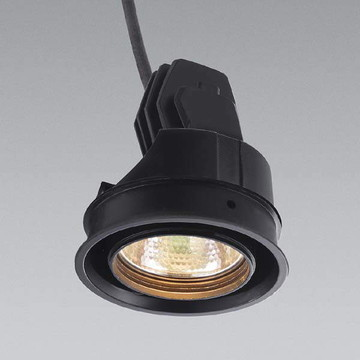 XD91713L【コイズミ照明】LEDユニバーサル本体:アルミダイカスト・マットブラック塗装【返品種別B】