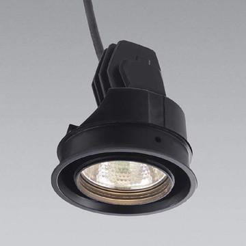 XD91720L【コイズミ照明】LEDユニバーサル本体:アルミダイカスト・マットブラック塗装【返品種別B】