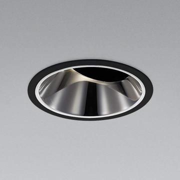 【法人限定】XD91742L【コイズミ照明】LEDユニバーサル枠:アルミダイカスト・ブラック塗装本体:アルミダイカストコーン:銀色鏡面【返品種別B】