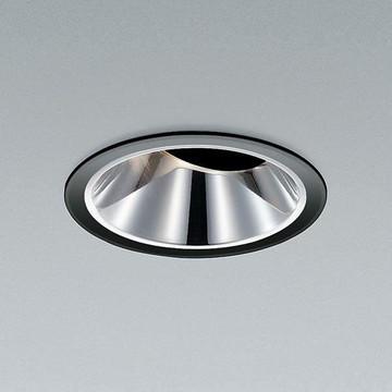 XD91754L【コイズミ照明】LEDユニバーサル枠:アルミダイカスト・ブラック塗装本体:アルミダイカストコーン:銀色鏡面【返品種別B】